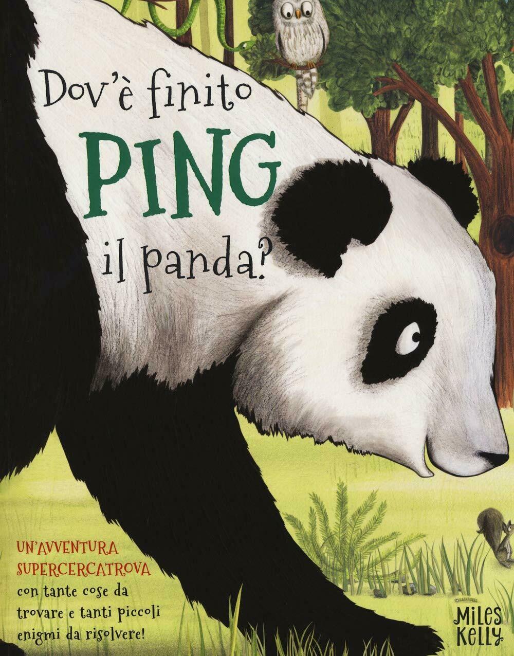 Dov'è finito Ping il panda?