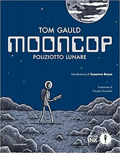 Mooncop. Poliziotto lunare