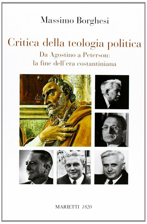 Critica della teologia politica