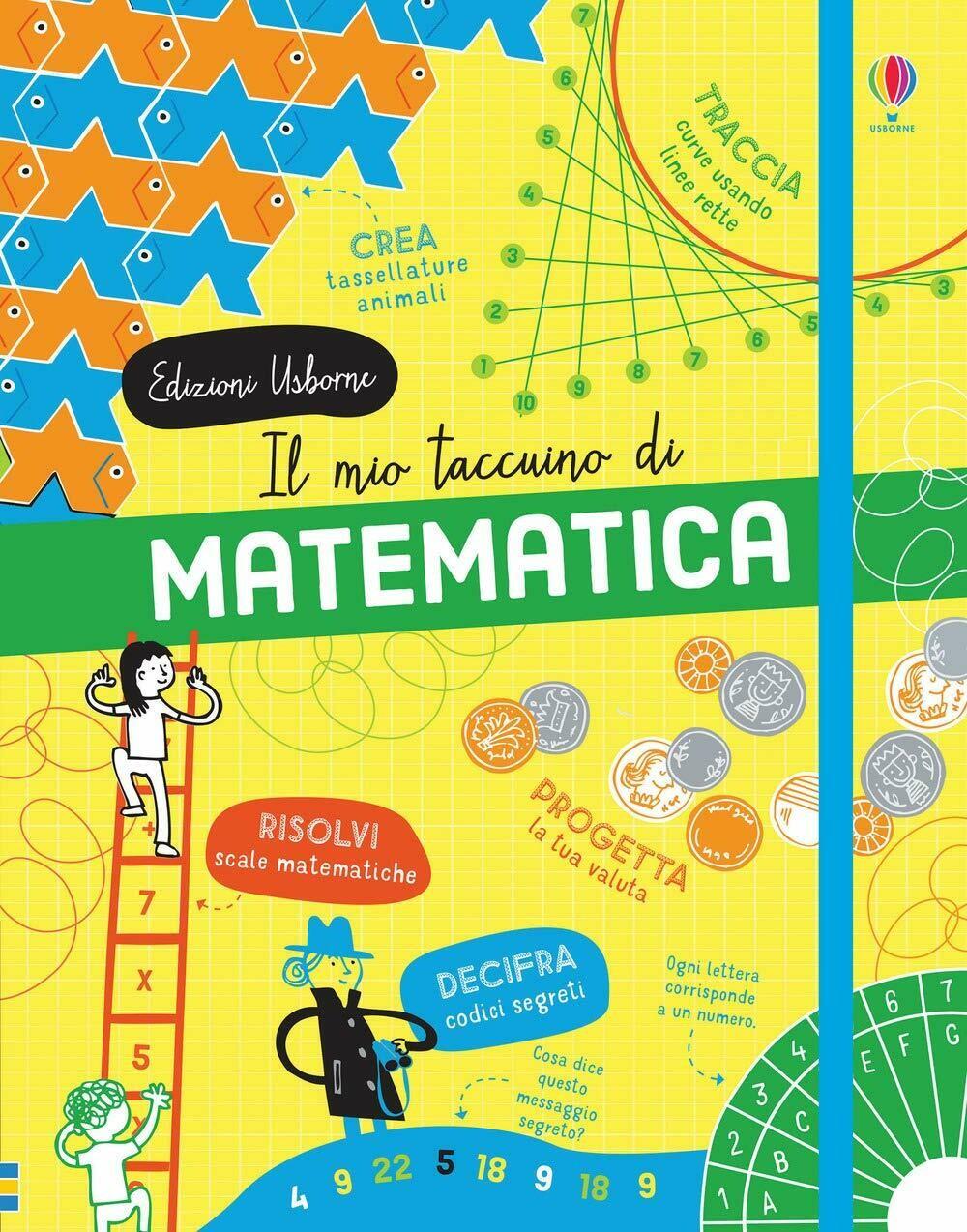 Il mio taccuino di matematica