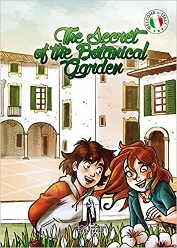 The secret of the botanical garden