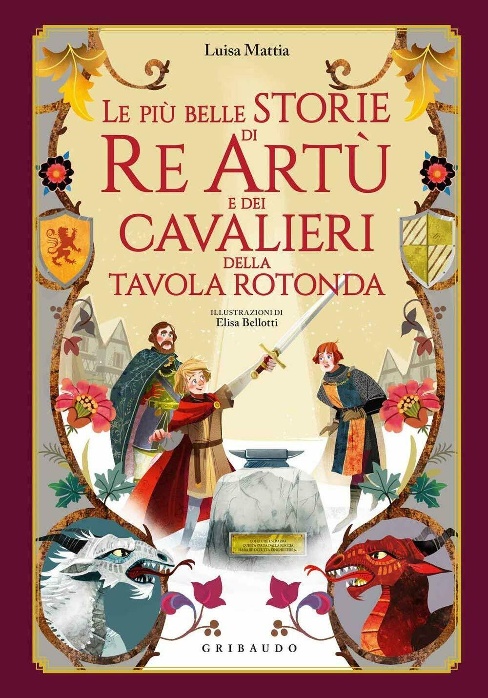 Storie di re Artù e dei suoi cavalieri