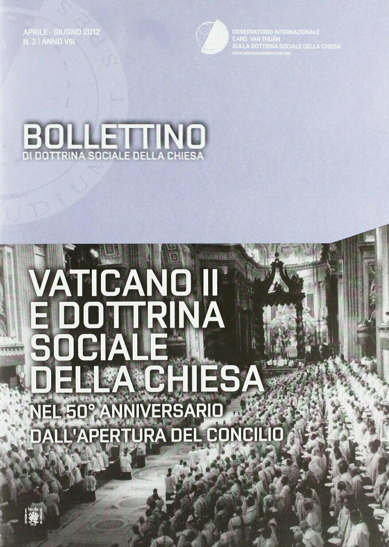 Vaticano II e dottrina sociale della chiesa