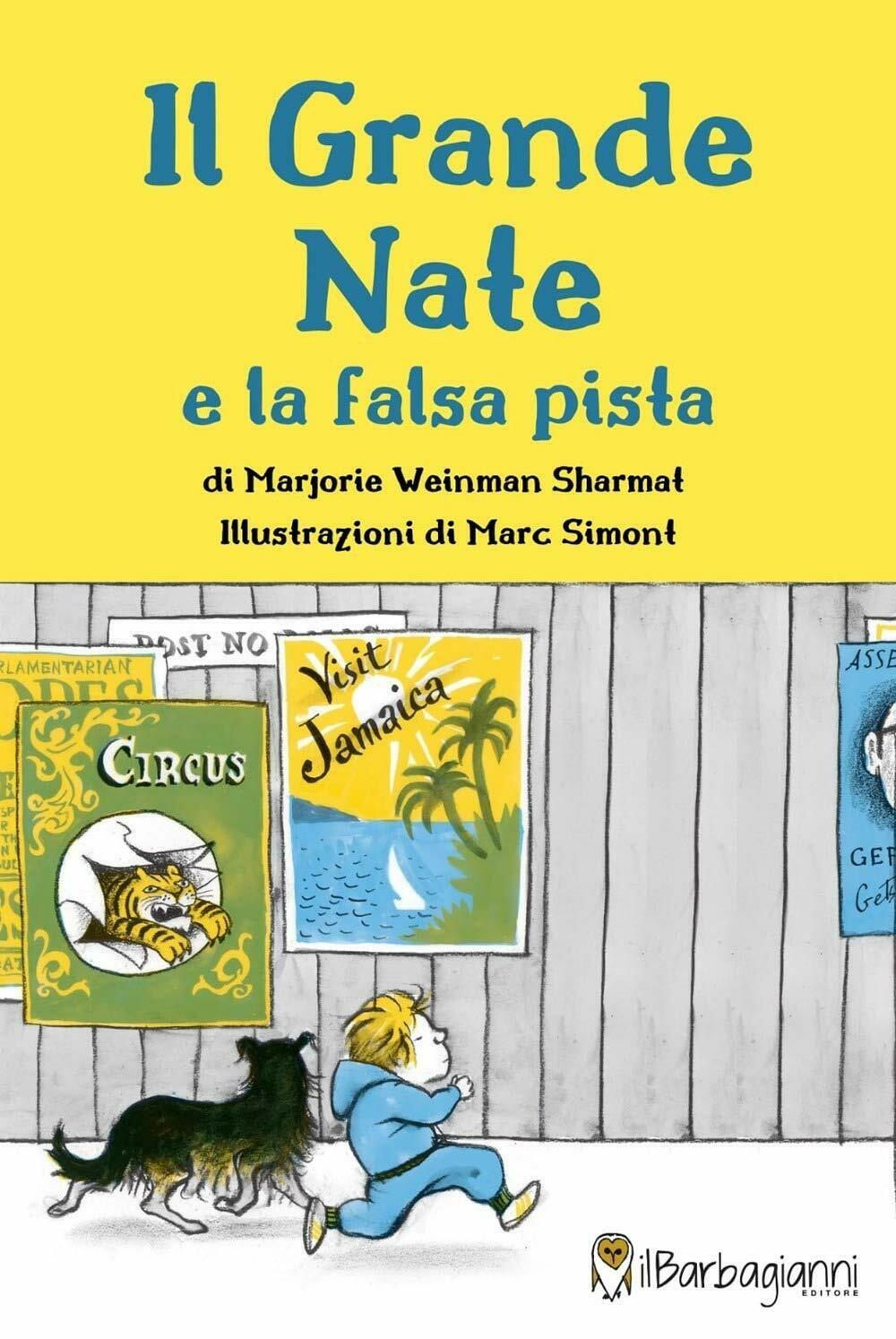 Il grande Nate e la falsa pista