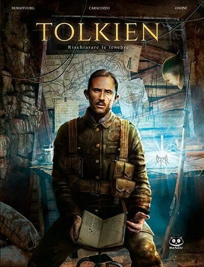 Tolkien. Rischiarare le tenebre - Fumetto