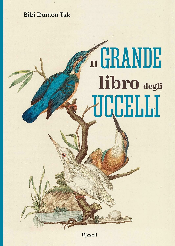 Il grande libro degli uccelli