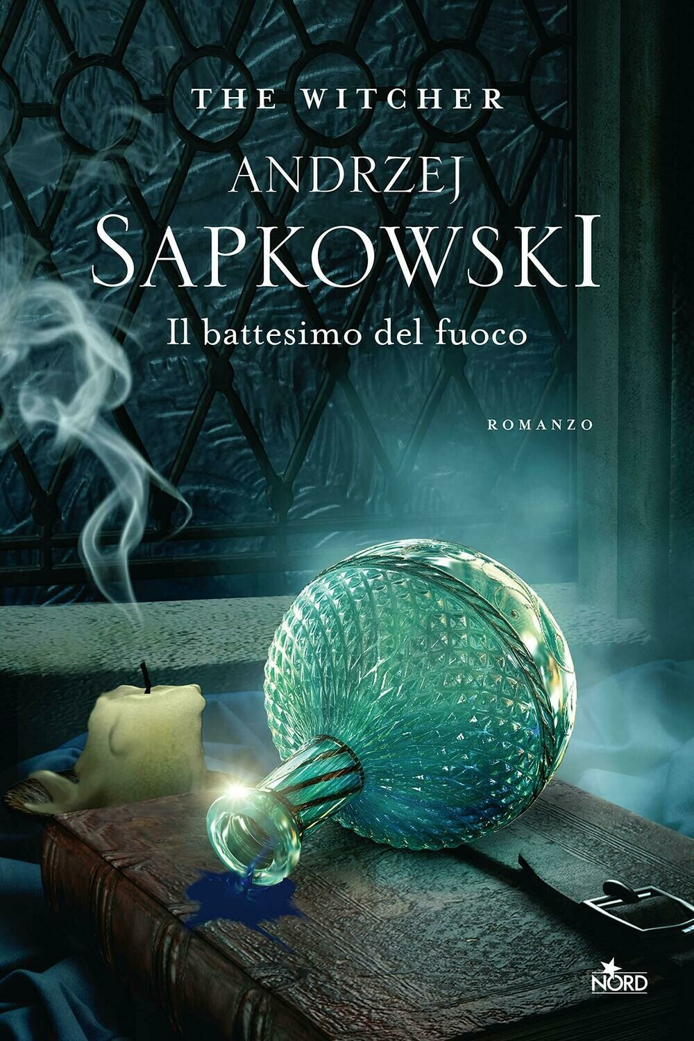 Il Battesimo del Fuoco. The Witcher (Vol. 5)