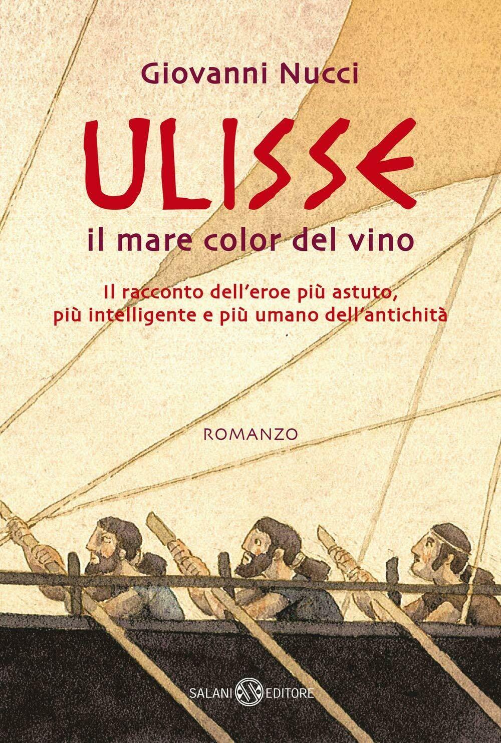 Ulisse. Il mare color del vino
