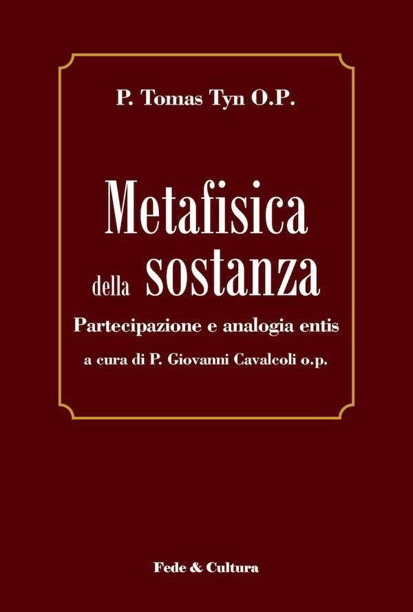 Metafisica della sostanza