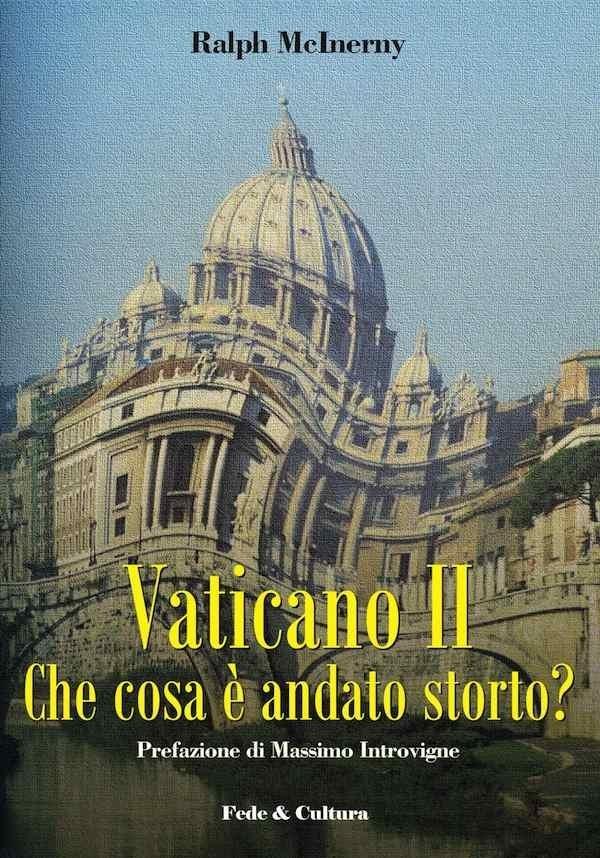 Vaticano II che cosa è andato storto?_eBook