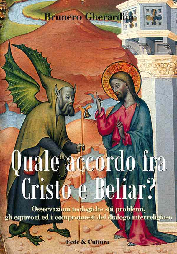 Quale accordo fra Cristo e Beliar?_eBook