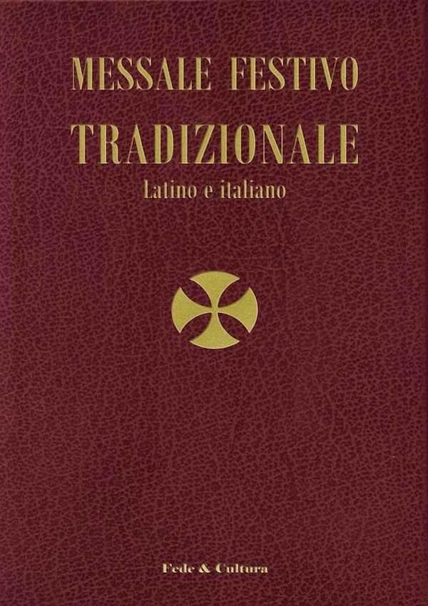 Messale Festivo Tradizionale_eBook
