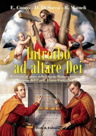 Introibo ad altare Dei vetus
