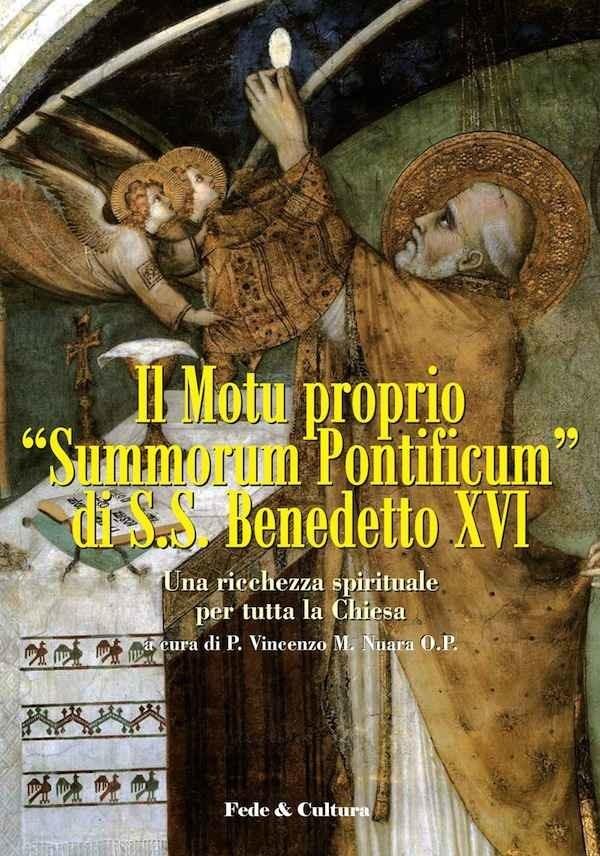 Il Motu Proprio 'Summorum Pontificum' di S.S. Benedetto XVI - Vol. 1_eBook