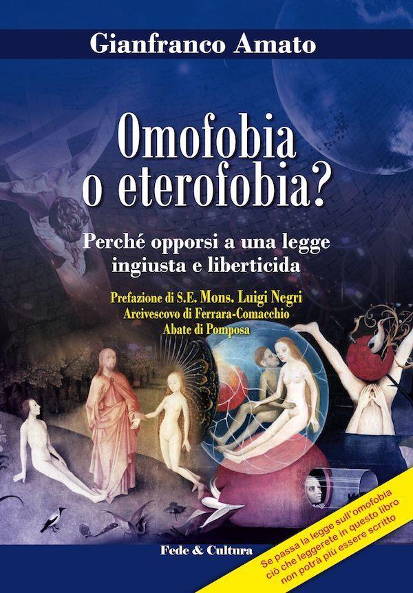Omofobia o eterofobia?