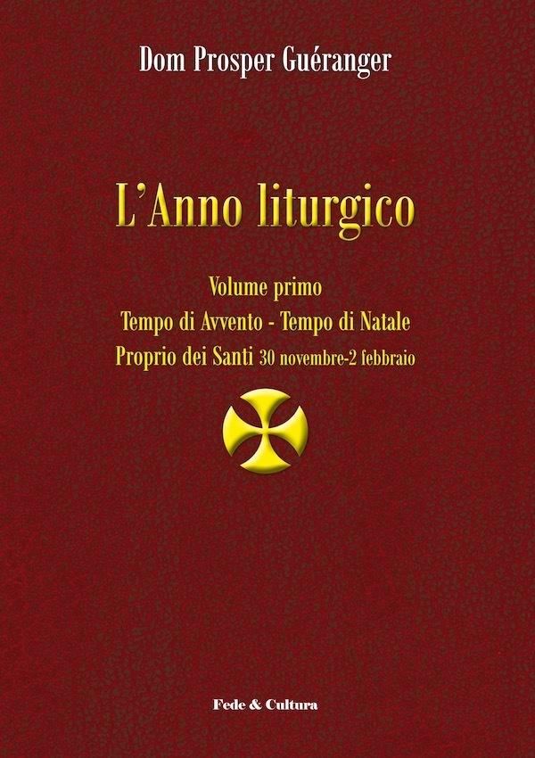 L'Anno liturgico - Volume primo_eBook