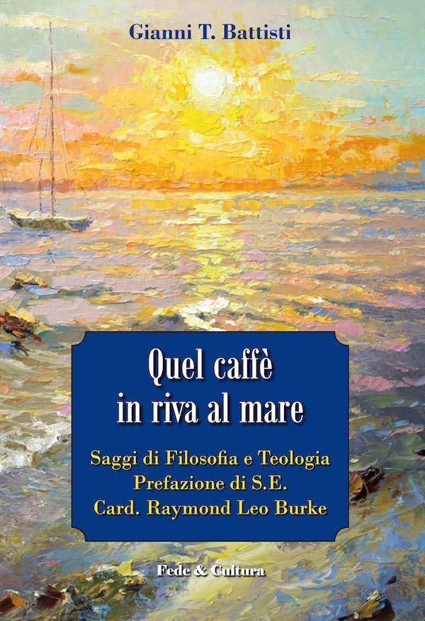 Quel caffè in riva al mare