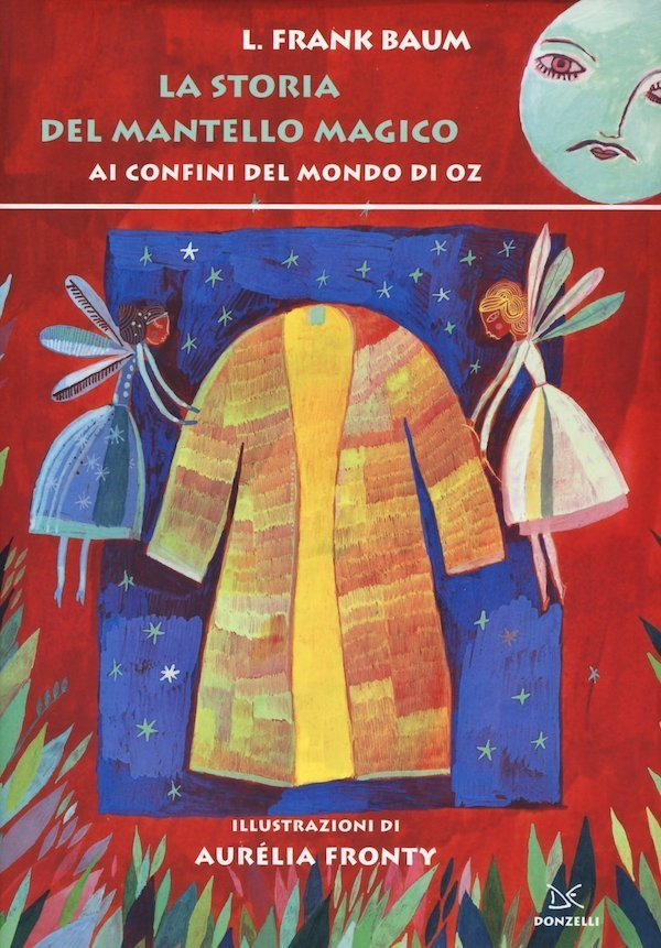 La storia del mantello magico