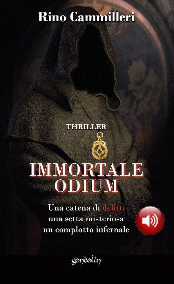 Immortale odium Audio libro