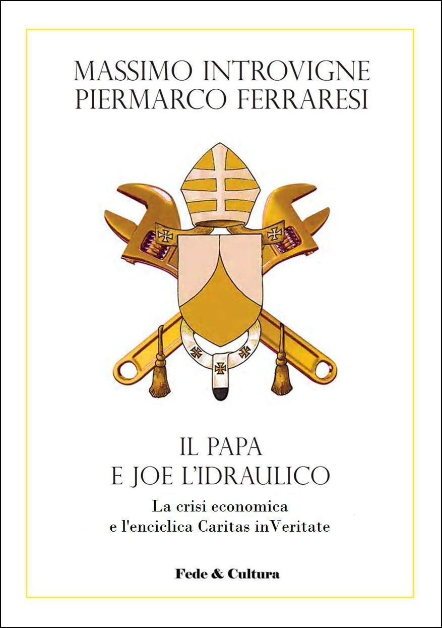 Il Papa e Joe l'idraulico