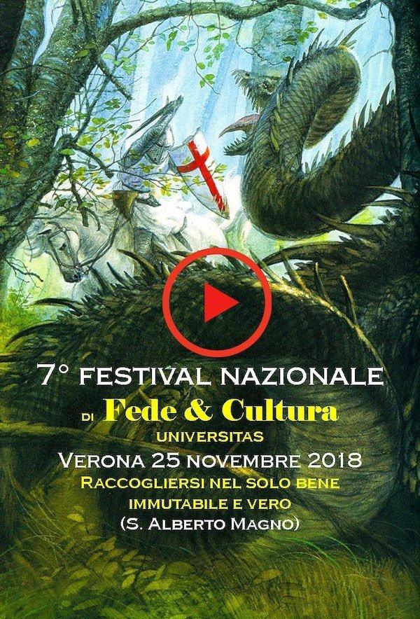 7° Festival Fede & Cultura 2018 - video