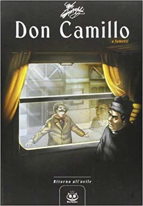Ritorno all'ovile. Don Camillo a fumetti. Vol 2