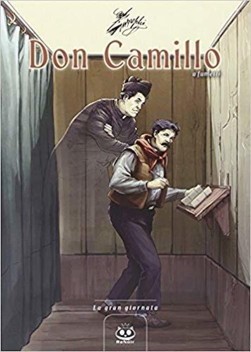 La gran giornata. Don Camillo a fumetti.Vol.8