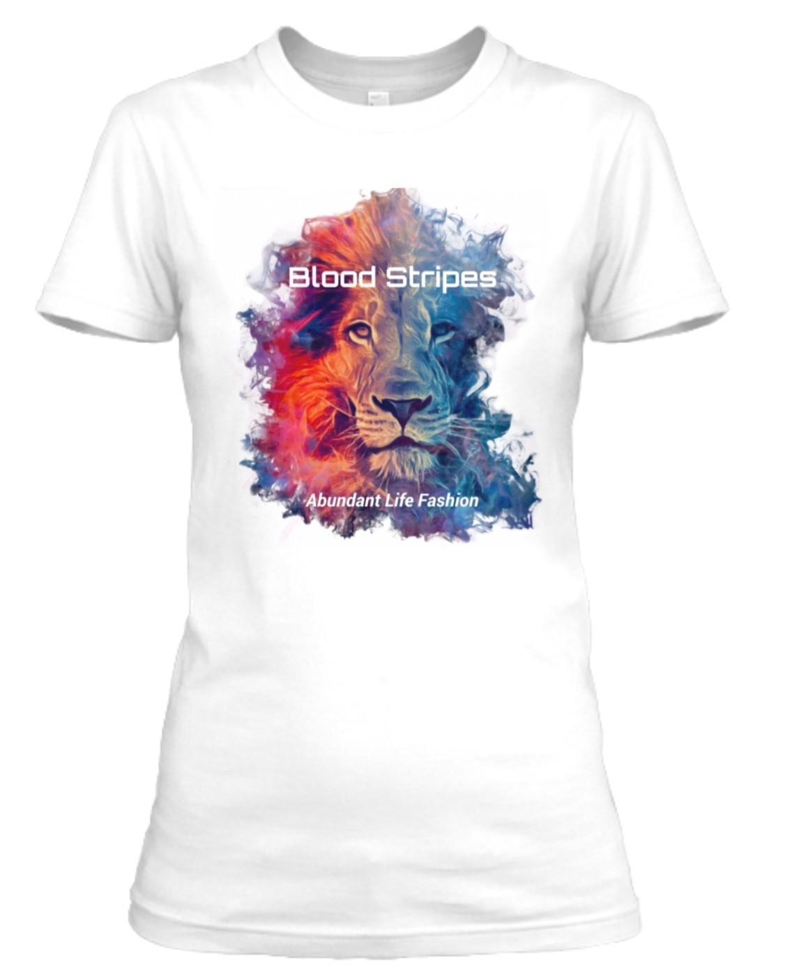 Bloodstripes lion x