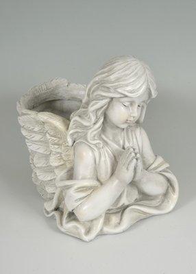 Angel plant pot