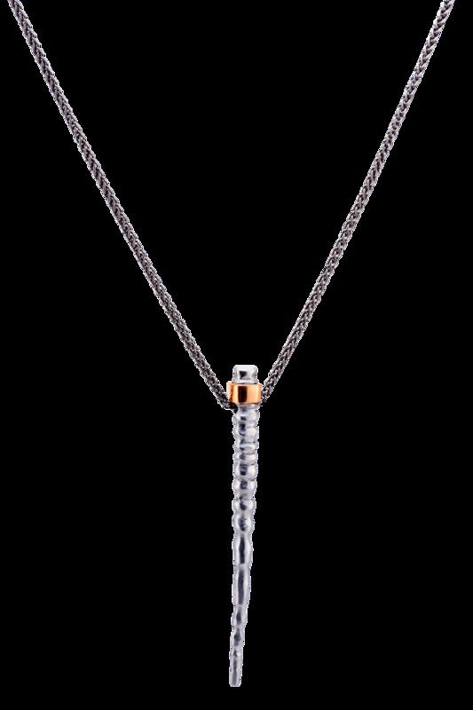 Gemsbok Horn Necklace