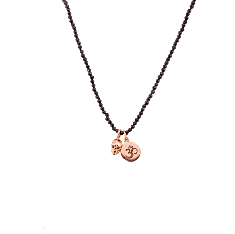 Mikayla Necklace with Vivre and Ohm