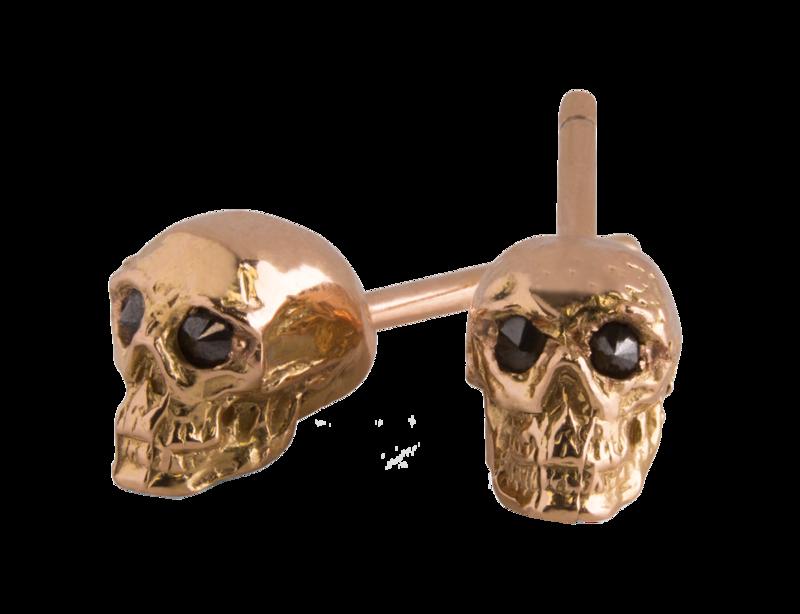 Vivre Skull Studs