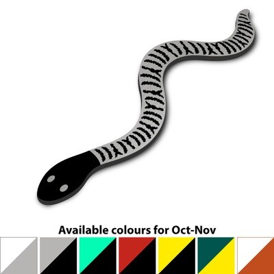 Grips - Black-headed Python