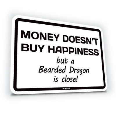 Money Doesn't Buy Happiness... Beardy