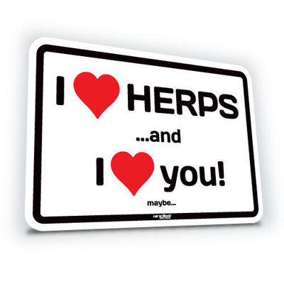 I Love Herps...