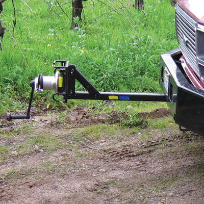 Towbar Receiver Hitch Mount for the Good Rigging Control System