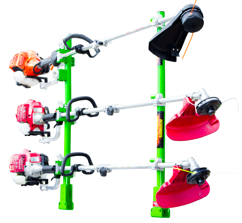 Lockable Line Trimmer Tack