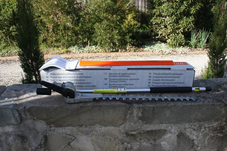 HL-KM 135° Adjustable Hedge Trimmer