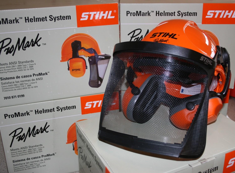 Stihl Pro Mark Helmet