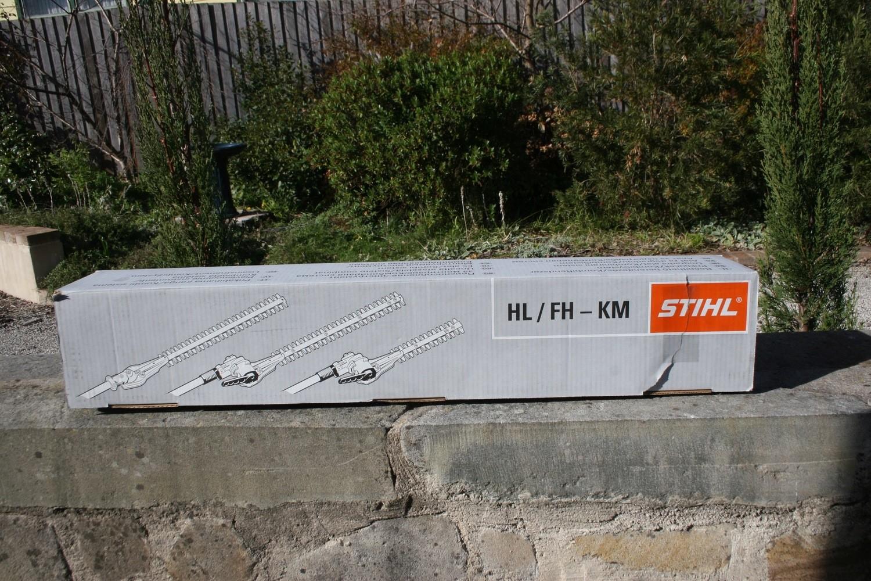 HL-KM 0° Straight Hedge Trimmer