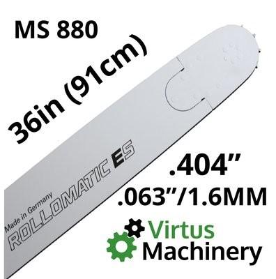 "36""/90cm .404"" x (.063""/1.6mm) MS880"