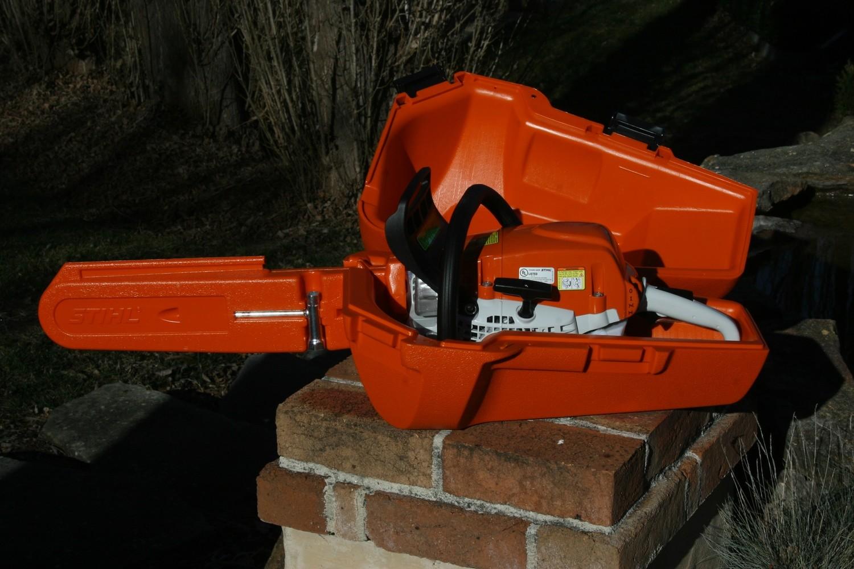 Stihl Woodsman Chain Saw Case