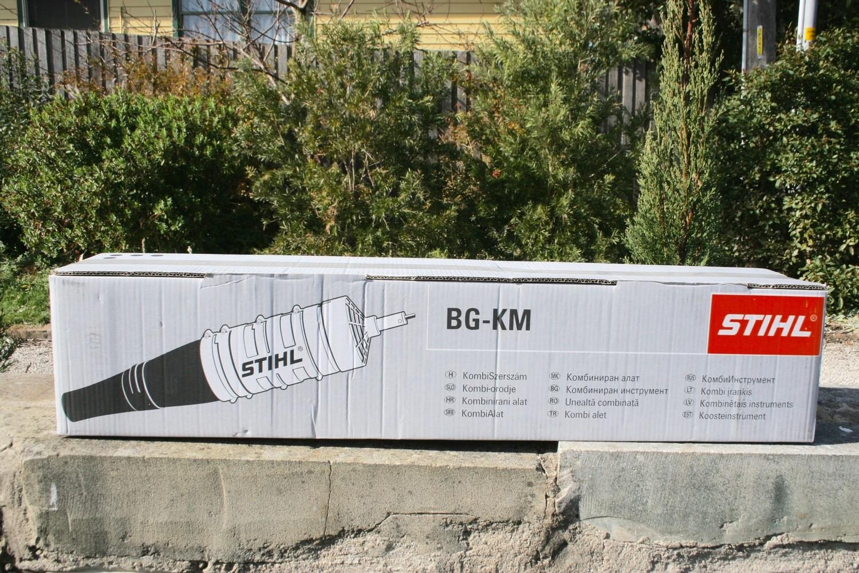 BG-KM Blower