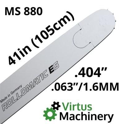 "41""/105cm .404"" x (.063""/1.6mm) MS880"