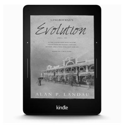 Langbourne's Evolution - Kindle