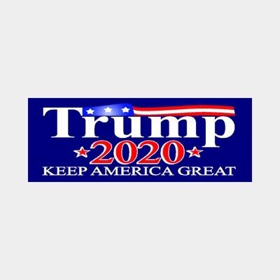 Trump 2020 Keep America Great 8