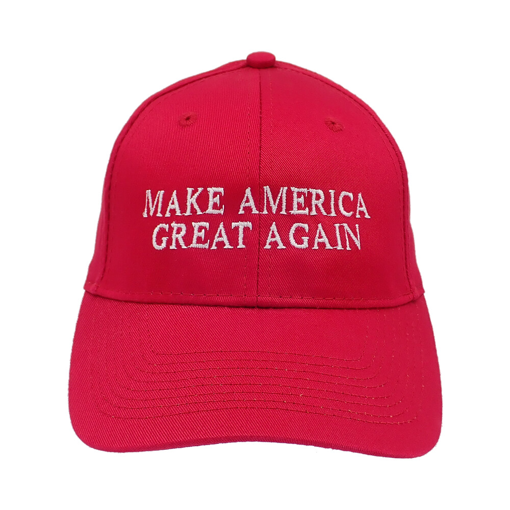 Make America Great Again Hat Low Profile