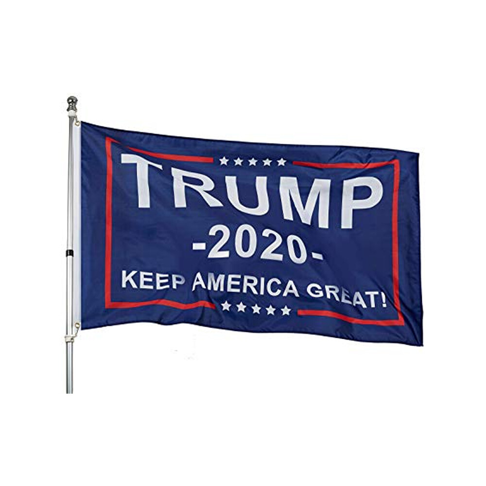 Trump 2020 Keep America Great 3' x 5' Flag