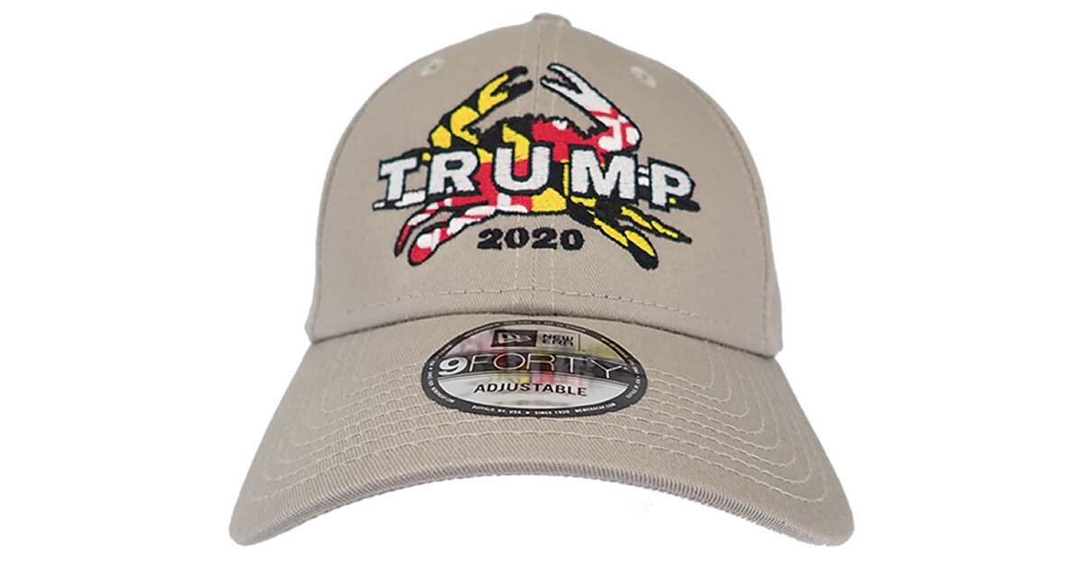 Maryland for Trump 2020 Crab Hat