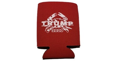 Maryland for Trump 2020 Crab Koozie